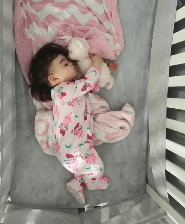 How We Sleep Trained Our Baby…In Two Weeks.